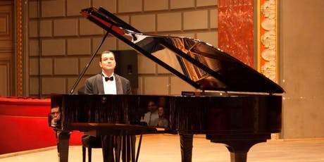 """""""COLORI E OMBRE""""- Recital di pianoforte  biglietti"""
