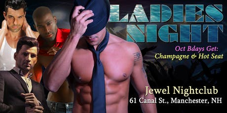 Male Revue Ladies Night LIVE - Manchester NH tickets