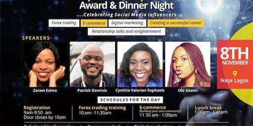 Yowop Business& Entrepreneurs summit / Award dinner night