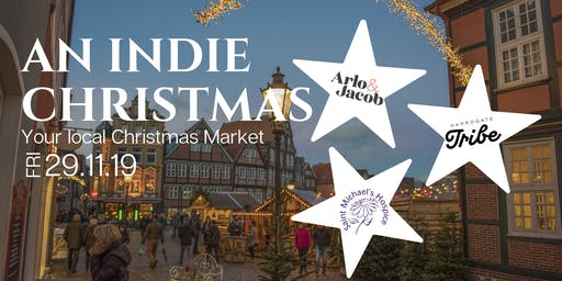An Indie Christmas Shopping Event