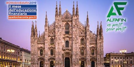 Tour Finanziario di Milano - AlfaFin biglietti