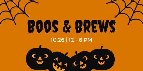 Boos & Brews tickets