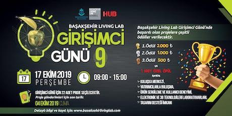 Başakşehir Living Lab Girişimci Günü 9 tickets