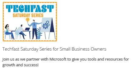 TechFast Series: Modernize Your Small Business in the Cloud