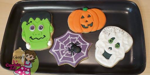 Halloween Cookies On Tap