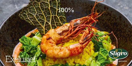 Culinair netwerken met Sligro en MeerBusiness Amsterdam tickets