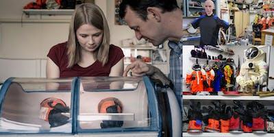 Inside Final Frontier Design, NASA Space Suit Developer Workshop & Lab