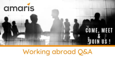 Working abroad Q&A by Amaris