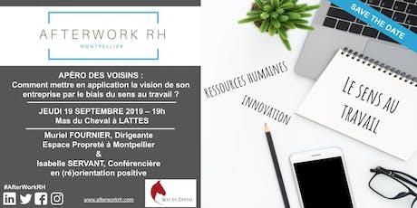 AfterWork RH Montpellier : Apéro des voisins billets