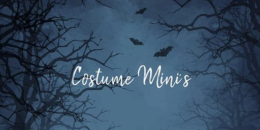 Halloween Costume Mini's