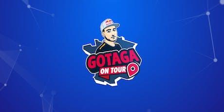 Gotaga On Tour - Lille billets