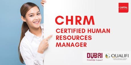 CHRM - Certified Human Resources Manager tickets