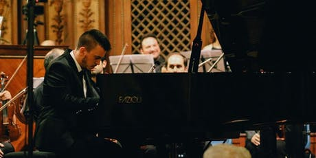 """""""PASSIONATA MA NON SOLO"""" - recital di pianoforte biglietti"""