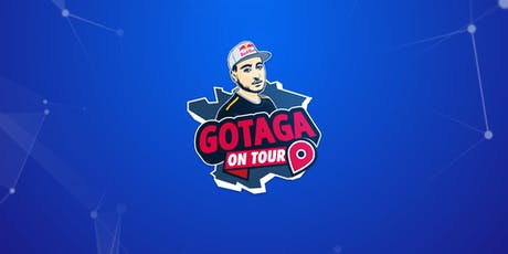 Gotaga On Tour - Paris tickets