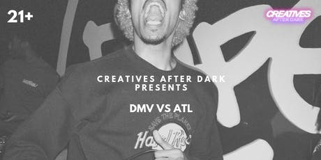 ONE NIGHT ONLY: DMV VS ATL tickets