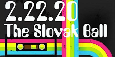 The Slovak Ball 2020 tickets