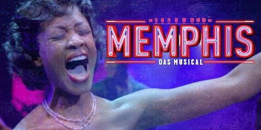 MEMPHIS - DAS ROCK 'N' ROLL-MUSICAL| Neuss bei Düsseldorf