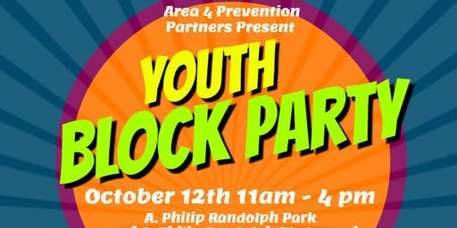 Youth Block Party - Ages 13-24 welcome!
