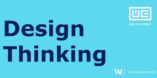 Skills Academy Workshop: Design Thinking - Jänner