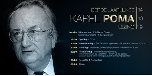 Derde jaarlijkse Karel Pomalezing