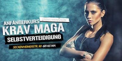 Krav Maga Anfängerkurse in Mannheim
