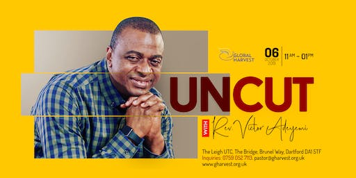 Uncut with Rev. Victor Adeyemi