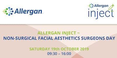 Non-Surgical Facial Aesthetics - Surgeons Day