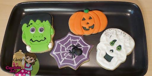 Halloween Cookie Basics Class