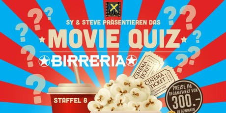 Movie Quiz Staffel 8 Tickets