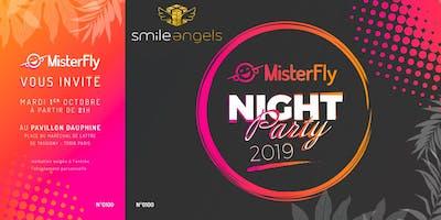 SOIREE MISTERFLY IFTM TOP RESA 2019 EN AVANT PREMIERE POUR LES SMILERS