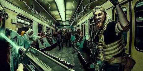Aventura Zombie entradas