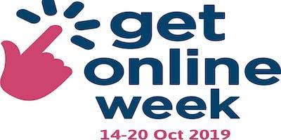 Get Online Week (Thornton) #golw2019 #digiskills