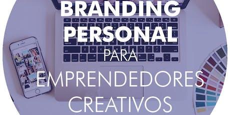 BRANDING PERSONAL para emprendedores creativos #TALLERmaaya entradas