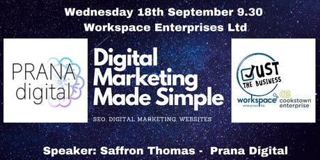 Digital Marketing Made Simple tickets