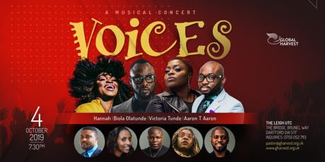 Voices tickets