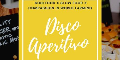 Slow Food Glasgow - Disco Aperitivo tickets