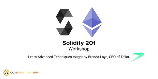 Solidity 201 - Learn advanced techniques implementing and oracle