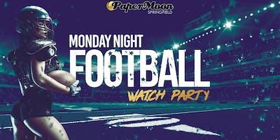 Monday Night Football Watch Party
