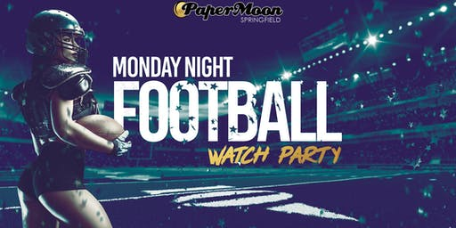 Monday Night Football Watch Party