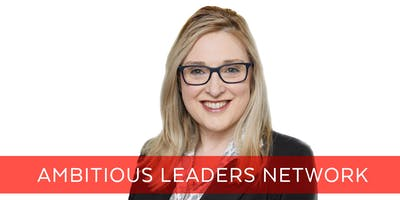 Ambitious Leaders Network Melbourne – 2 October 2019 - Leigh-Anne Sharland