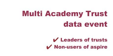 Multi Academy Trust Data Event LONDON tickets