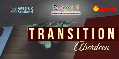Transition Aberdeen tickets
