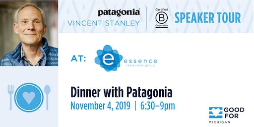 Dinner with Patagonia