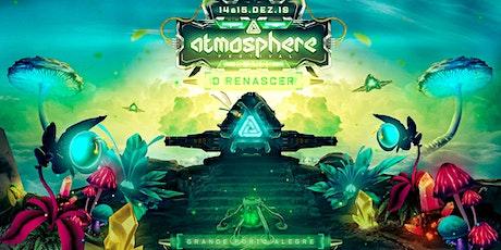 Atmosphere Festival 2019 • Edição 10 anos • O Renascer ingressos