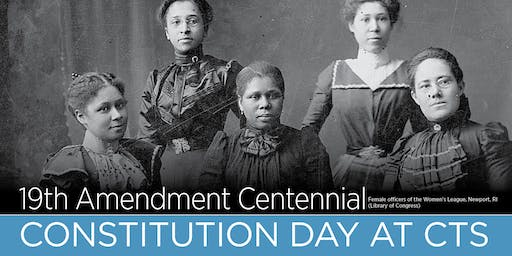Lift All Voices and Sing:  Reflections on the 19th Amendment