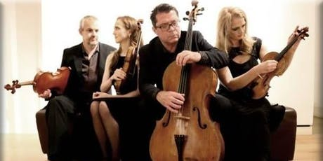 The Esposito String Quartet in Concert tickets
