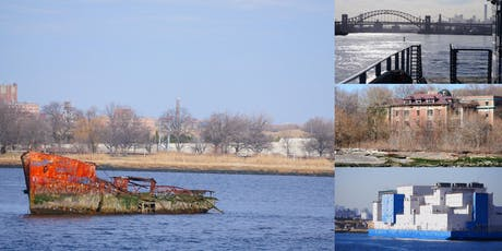 Exploring the East River, From General Slocum Disaster to Abandoned Islands tickets