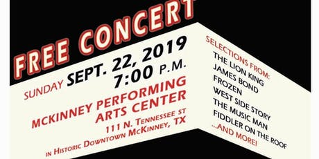 SHOWTIME! Free Family Concert tickets