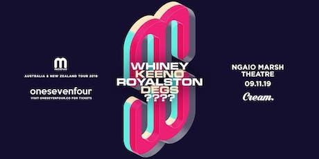 Med School Tour - Christchurch tickets