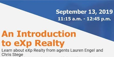 eXp Realty Explained - Lunch & Learn